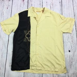 c1edd6f1 The Havanera Co. Bundle 4/$25 The Havanera Yellow Shirt Men Large